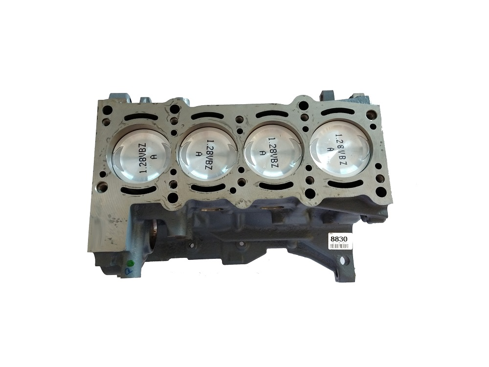 Bloco do Motor C/pistoes/aneis Gasolina Original Fiat 1.3 -